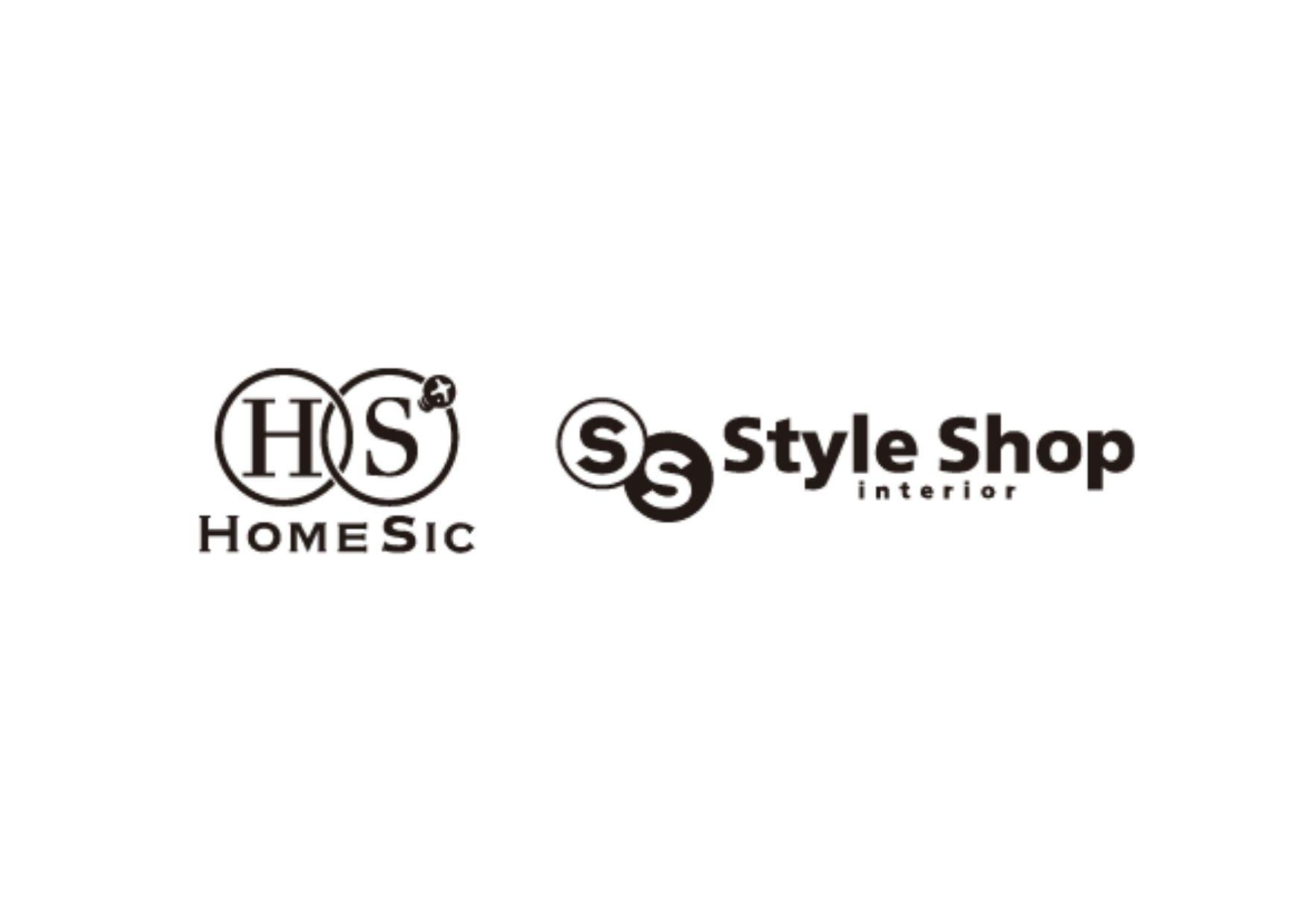 ホームシック スタイルショップ ロゴ