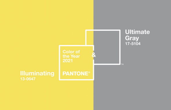 Panton color of the year 2021